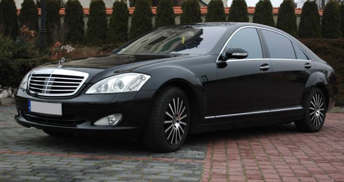 Mercedes S450 Designo 4.7 340KM