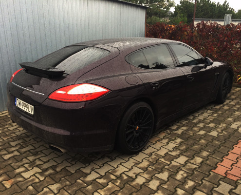 Porsche Panamera 3,6 V6 300KM