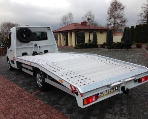 Autolaweta MASTER 3.5 BI-TURBO 165KM