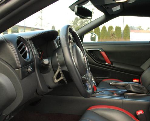 Nissan GTR R35 840KM