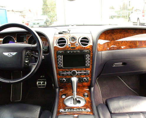 Bentley Continental GT 6.0 W12 Twin-Turbo 560KM