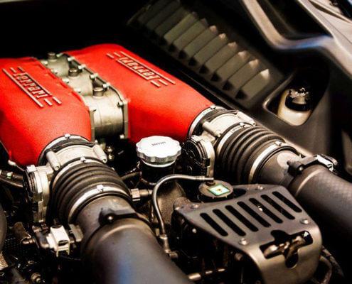 Ferrari 458 Italia 4.5l 570KM