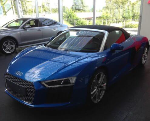 Audi R8 V10 – 5.2l 570 KM