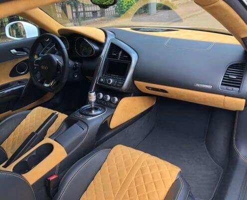 Wynajem Audi R8